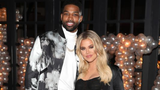Khloé Kardashian and Tristan Thompson Hit the Gym Together After Moving Back to LA