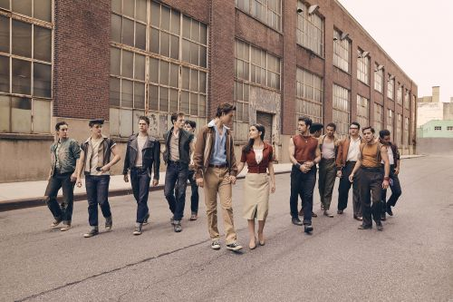 'West Side Story' set photo reveals first look at Sharks and Jets