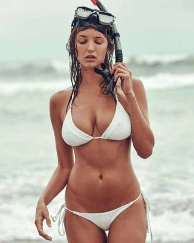 All-day-bikinis: nurburgring: Alyssa Arce - Avery Bikini xx