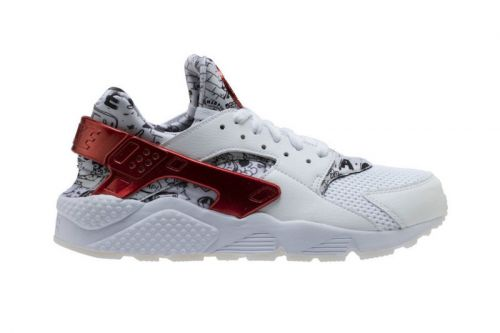 Shoe Palace Continues Its 25th Anniversary Celebrations With Another Nike Air Huarache Collab