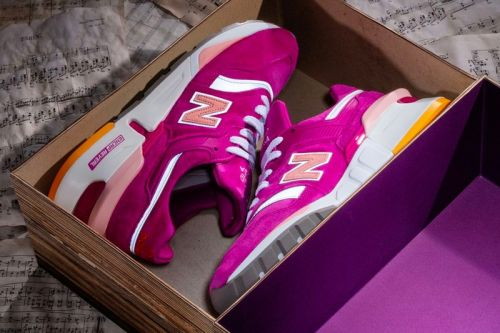 """Concepts & New Balance Reunite for on the 997S Fusion """"ESRUC"""""""