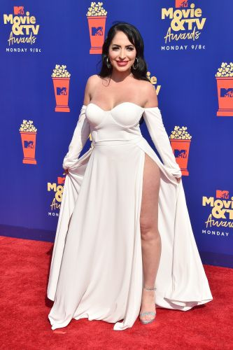 'Jersey Shore' Star Angelina Pivarnick Is 'Very Happy' With Her 20-Pound Weight Loss - See Photos!