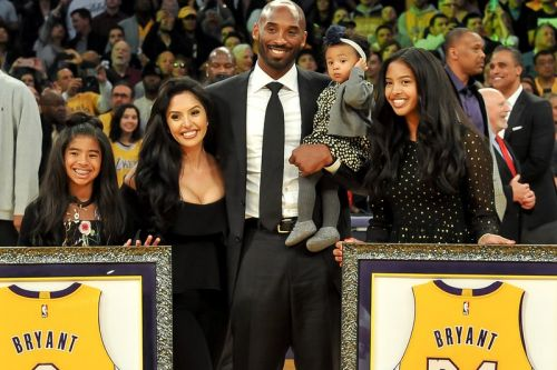 """Vanessa and Natalia Bryant Celebrate Kobe as """"the Best Girl Dad"""" This Father's Day"""