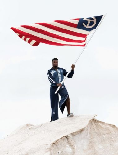 Going for gold! Telfar is designing Liberia's Olympic uniforms