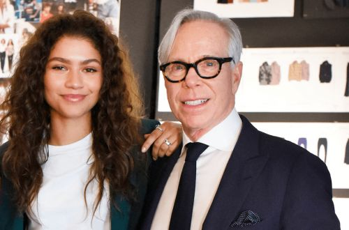 Tommy Hilfiger Taps Zendaya for New Capsule Collection Collaboration