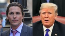 Christian Bale Says Donald Trump Thought He Was Actually Bruce Wayne