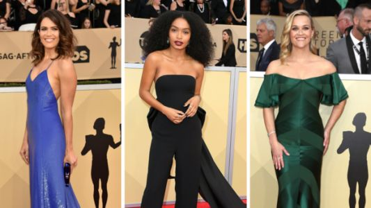 SAG Awards Dresses For Less: Score These 5 Looks Now