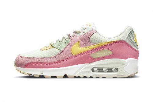 Nike's Air Max 90 Receives Vibrant Pastel Tones