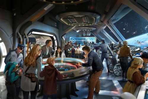 Disney's Star Wars Hotel Will Open Its Doors 2021