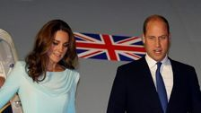 Kate Middleton's Plane Look Is Much Fancier Than Most People's