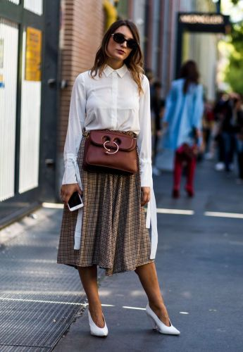 The Best Of Street Style At Milan Fashion Week