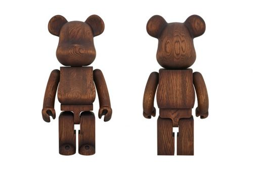Medicom Toy & Karimoku Expand Their Collaborative BE RBRICK Line