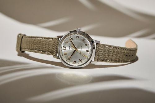 Todd Snyder Reunites With Timex for Mid-Century-Inspired Timepiece