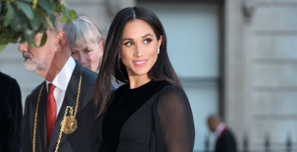 Hold Up! Meghan Markle Dropped A Major Pregnancy Hint 3 Weeks Ago And Literally No One Noticed