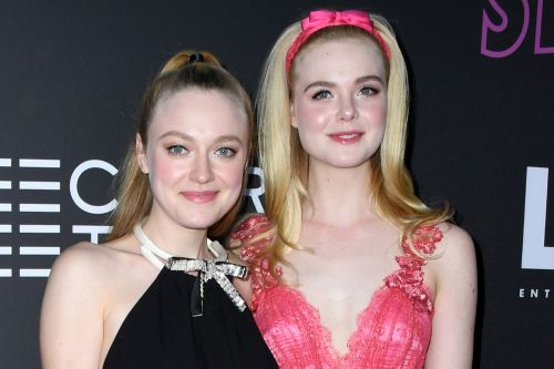 Dakota and Elle Fanning team up for first time in 'The Nightingale'