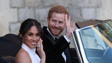 Meghan Markle And Prince Harry's Royal Exit Is Complete