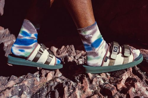 Slide Into Summer With Soulection's Inaugural Suicoke Collaboration