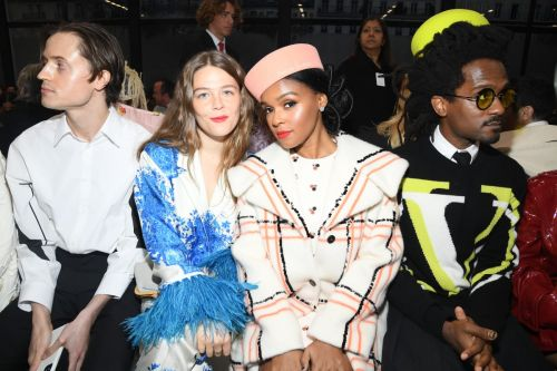 See the Best Dressed Celebrities From Paris Fashion Week Fall 2020