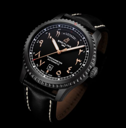 Breitling Releases Limited Edition Etihad Airways Watch