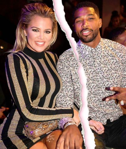 Khloé Kardashian and Tristan Thompson Have Reportedly Broken Up-Again