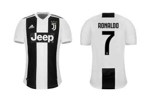 You Can Now Pre-Order Cristiano Ronaldo's Authentic Juventus Jersey