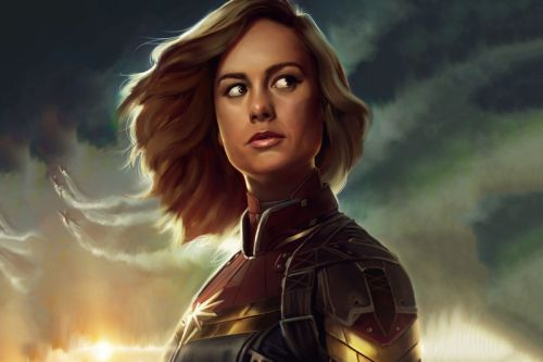 Marvel Studios Shares Exclusive 'Captain Marvel' Posters