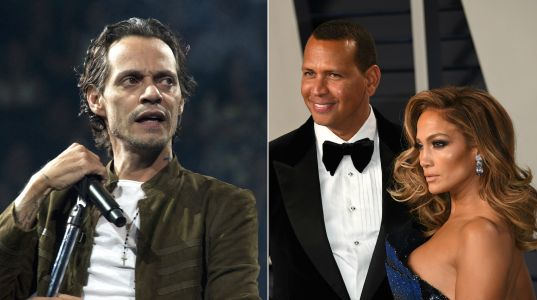 Jennifer Lopez's Ex-Husband Marc Anthony Reacts to News of Her Engagement to Alex Rodriguez