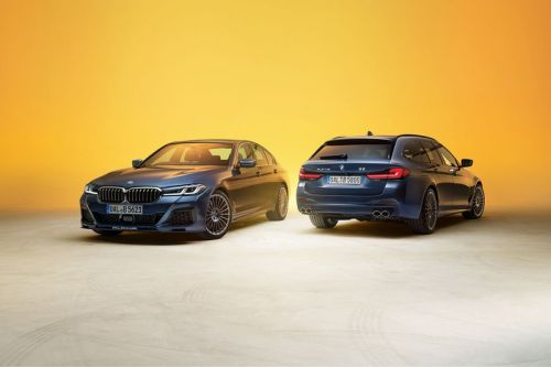 BMW and Alpina Unveil Power-Hungry B5 and D5 S