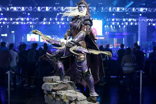 Activision Blizzard Cancels BlizzCon 2021 Following Controversial Year
