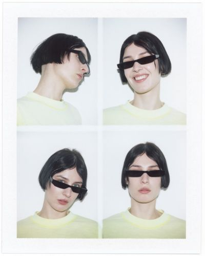 Throwback to the 90s with this Matrix-ready collection of sunglasses