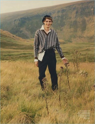 Al Gill Heads to Dovestone Holiday Park with British GQ Style
