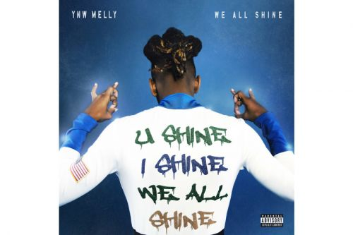 """YNW Melly Shares 'We All Shine' Project, Drops """"Mixed Personalities"""" Video Featuring Kanye West"""