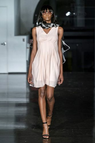 Negris LeBrum Launches Black Berry Collection During New York Fashion Week