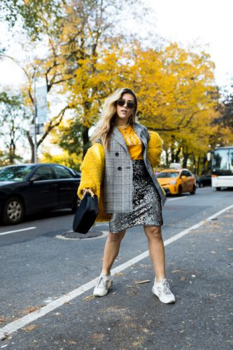 How to Combine Fall's Boldest Trends Without Looking Like You Got Dressed in the Dark