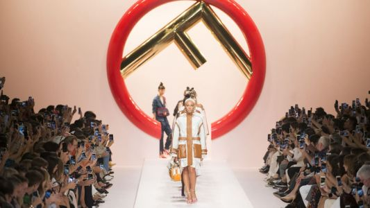 See Every Look From Fendi's Spring 2019 Show