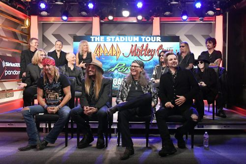 Def Leppard releases stadium tour dates for 2020 with Motley Crue, Poison and Joan Jett