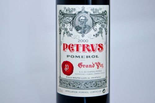 A Bottle of Pétrus French Wine Aged in Space Is Being Auctioned for $1 Million USD