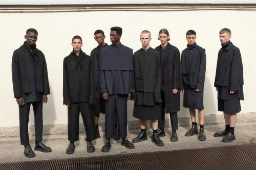Jil Sander Gives Traditional Uniforms a Progressive Update for SS19