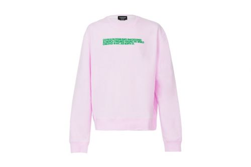 The Webster & Calvin Klein 205W39NYC Launch Limited Crewneck Sweatshirt
