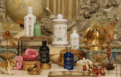 A lesson in magic and alchemy with Gucci's new fragrance collection