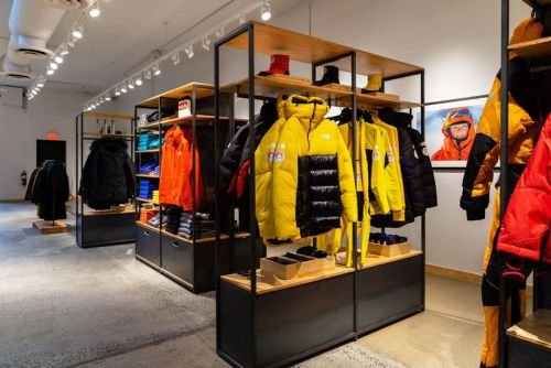 "Your First Look Inside The North Face's New Brooklyn ""Prototype"" Concept Store"