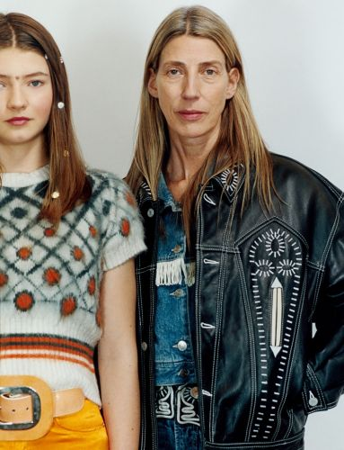 Diesel celebrates family ties in the Italian countryside
