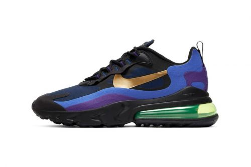 Nike Interprets Popular Music Genres in New Air Max 270 React Pack
