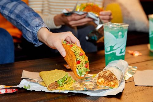 Taco Bell Brings Back Its Innovative Naked Chicken Chalupa