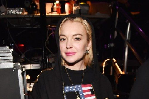 Lindsay Lohan Apologizes for Controversial MeToo Comments