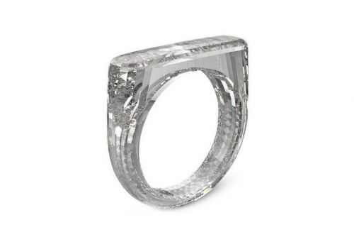 Diamond Foundry Set To Auction a Ring That's Completely Made of Diamond