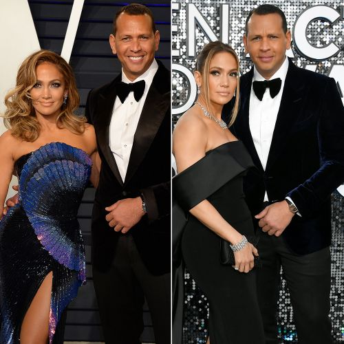 All the Times Jennifer Lopez and Alex Rodriguez Proved They Are the Most Stylish Couple Ever