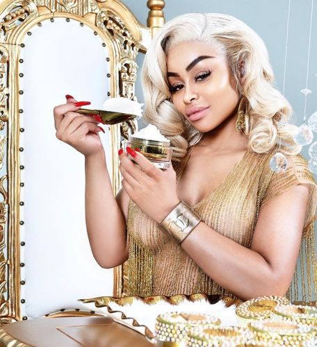 Why is Blac Chyna releasing a skin lightening cream