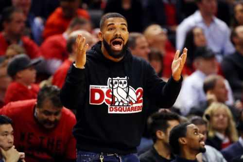 Raptors Gift Drake a Custom Diamond-Encrusted OVO Jacket Worth $769,000 USD