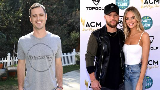 'Bachelor' Star Ben Higgins Reacts to Ex Lauren Bushnell's Engagement: 'I Hope This Is a Chapter Being Closed'